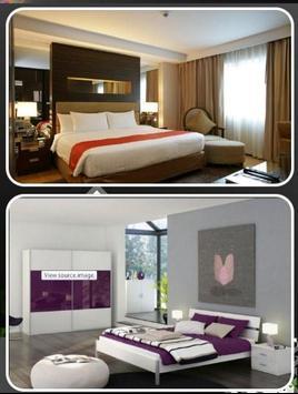 Sweet Bedroom Design poster