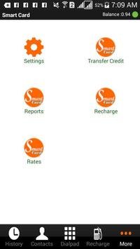 Smart2Card apk screenshot