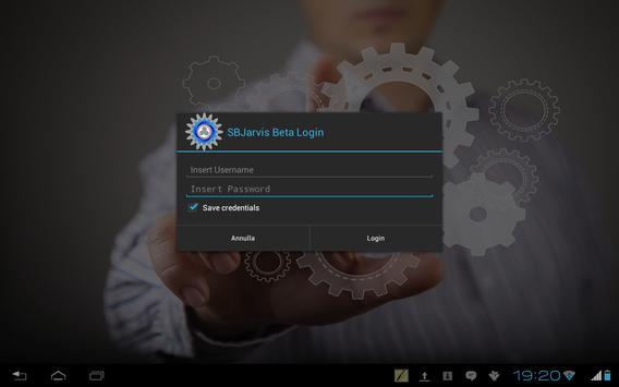 SBJarvis Beta apk screenshot