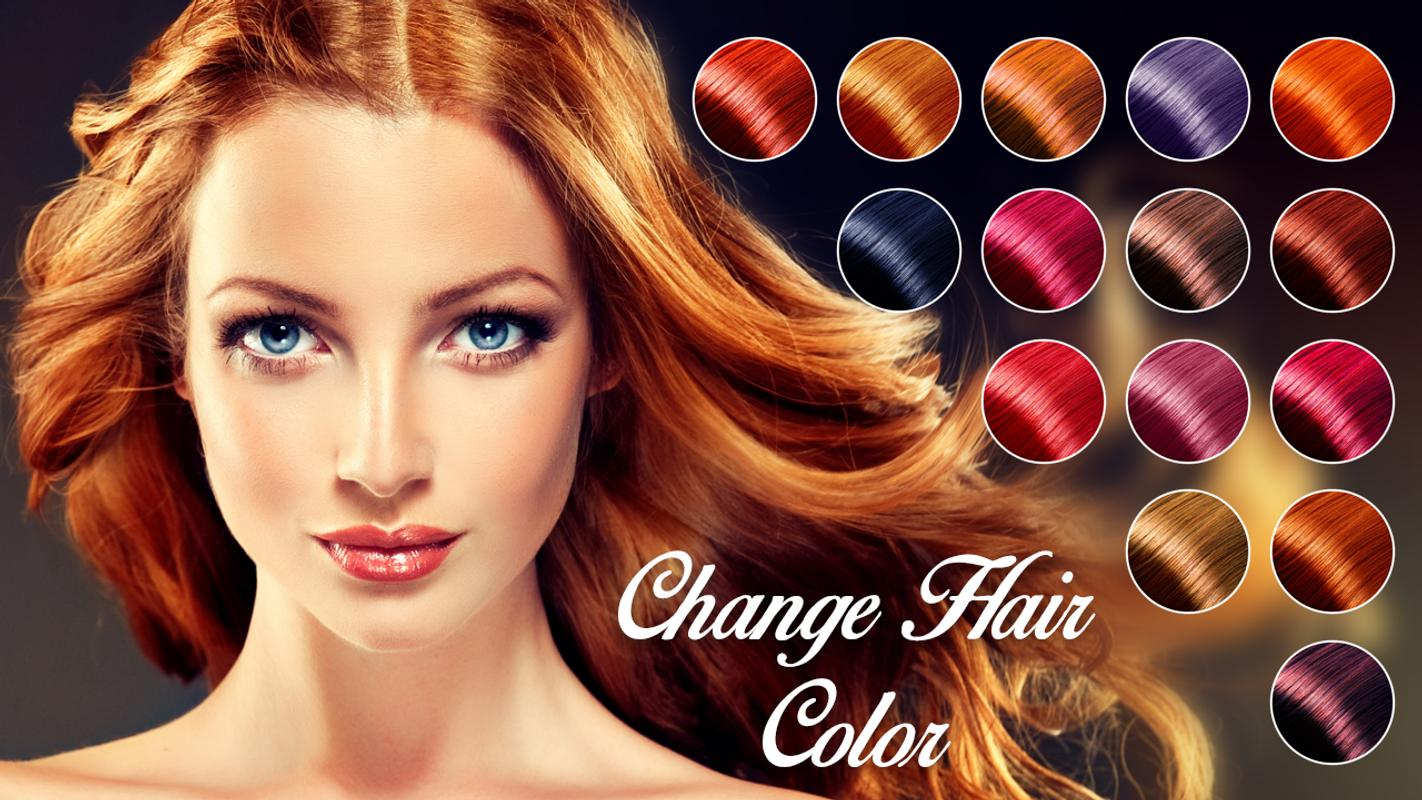 Hair Color Changer Free Trend Dohoaso