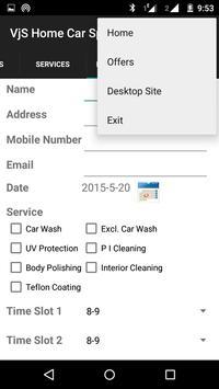 VjS Home Car Spa apk screenshot