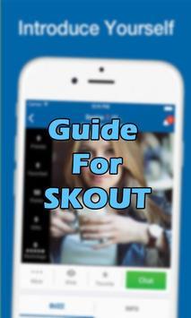 Chat SKOUT Meet people Guide apk screenshot