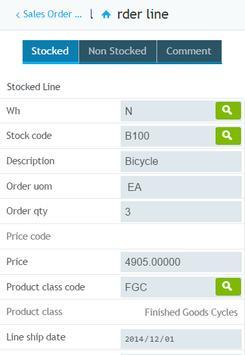 SYSPRO Espresso apk screenshot