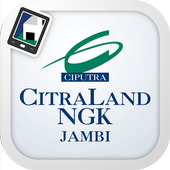 CitraLand NGK Jambi icon