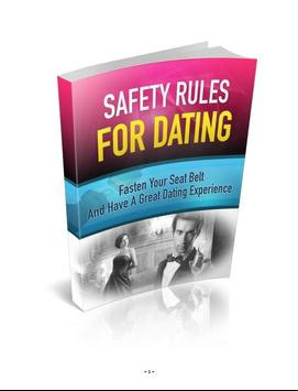 Safety Rules For Dating poster