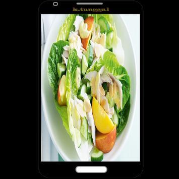 Salad Recipe poster