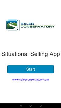 SC Situational Selling App poster