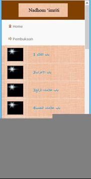 Terjemah Nadhom 'Imriti apk screenshot