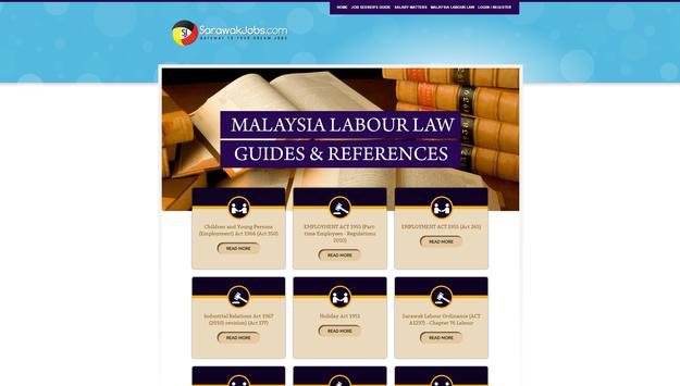 SarawakJobs apk screenshot