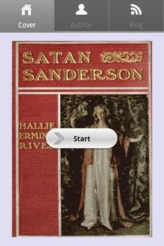 Satan Sanderson poster