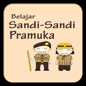 Sandi Pramuka poster