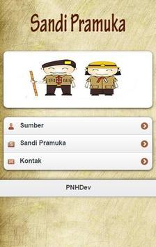 Sandi Pramuka apk screenshot