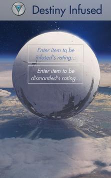 Infuse for Destiny apk screenshot