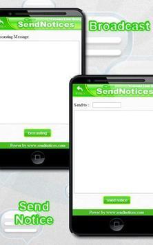 Send Notices Stock Futures apk screenshot