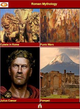 Roman Mythology apk screenshot
