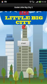 Guide Little Big City 2 poster