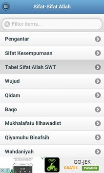 Sifat Sifat Allah apk screenshot