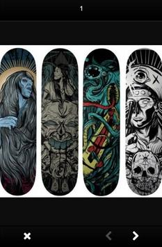 Skateboard Decks Design apk screenshot