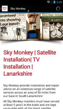 Sky Monkey apk screenshot