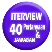 Interview 40 Pertanyaan & Jwbn icon
