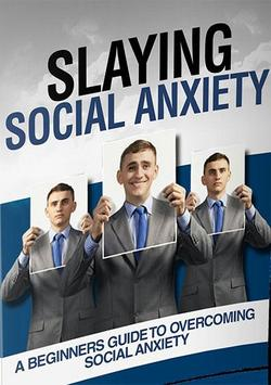 Slaying Social Anxiety poster