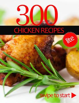Super Chicken Recipes Lite poster