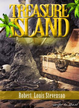 Treasure Island (Novel) poster