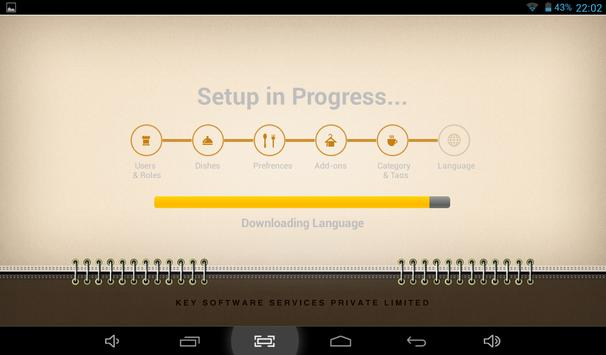 Smart Menu - POS Software apk screenshot