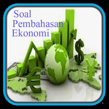 Soal Ekonomi poster
