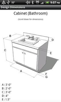 Design Dimensions apk screenshot