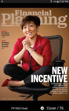 Financial Planning Magazine poster