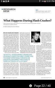Traders Magazine apk screenshot