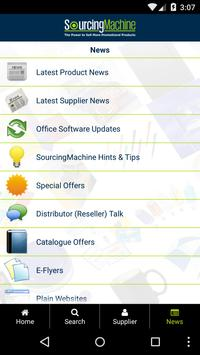 SourcingMachine apk screenshot