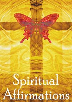 Spiritual Affirmations poster