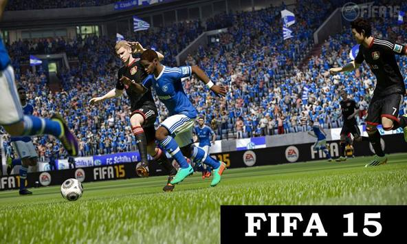 Cheat Guide FIFA 15 poster