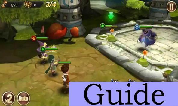Guide Shards of Magic apk screenshot