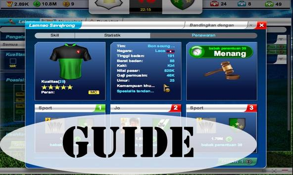 New Guide Top Eleven poster