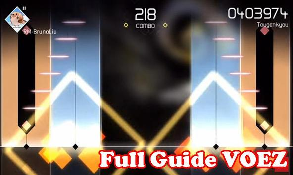 Guide VOEZ apk screenshot