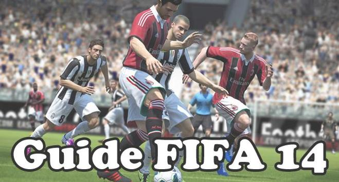 Guide New FIFA 14 poster