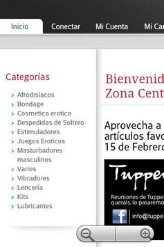 Tuppersex zona centro poster