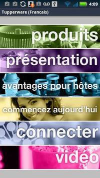 Tupperware (Français) poster