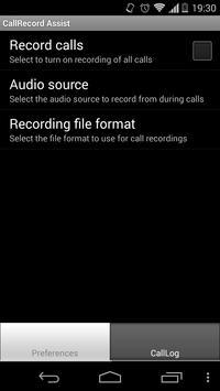 Call Recording Assist apk screenshot