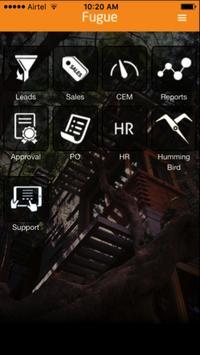Fugue apk screenshot