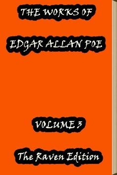 The Works of Edgar Allan Poe 3 poster
