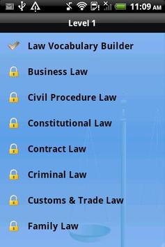 The Language of Law apk screenshot