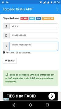 Torpedo Grátis APP apk screenshot