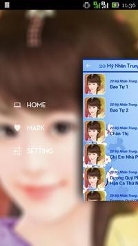 20 My Nhan Trung Hoa poster