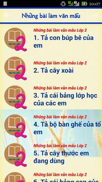 Nhung Bai Lam Van Mau Cap 1 poster