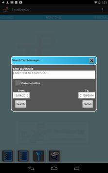 Text Director-Workflow for SMS apk screenshot