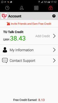 TU Talk apk screenshot